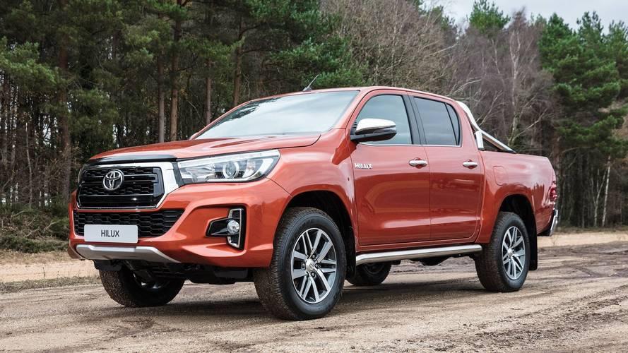 Un nouveau faciès pour le Toyota Hilux Special Edition