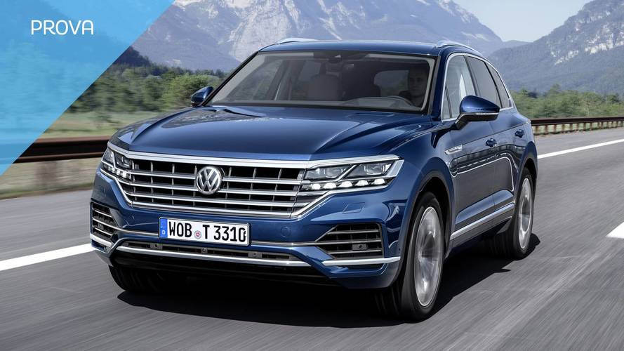 Volkswagen Touareg, ora è una vera ammiraglia