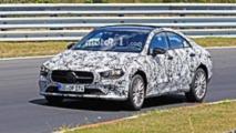 Next-Gen Mercedes-Benz CLA-Class Spy Shots