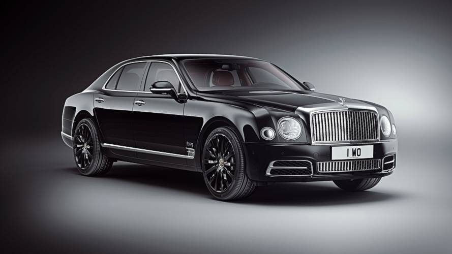 Bentley to celebrate centenary with 100 W.O Edition Mulsannes