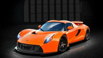 Hennessey Venom GT 0-300 km/h (186 mph) in 13.63 seconds, sets world record