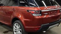 2014 Range Rover Sport spy photo 13.3.2013
