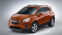 2015 Chevrolet Trax (US-spec)