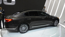 2015 Kia K900 at Los Angeles Auto Show