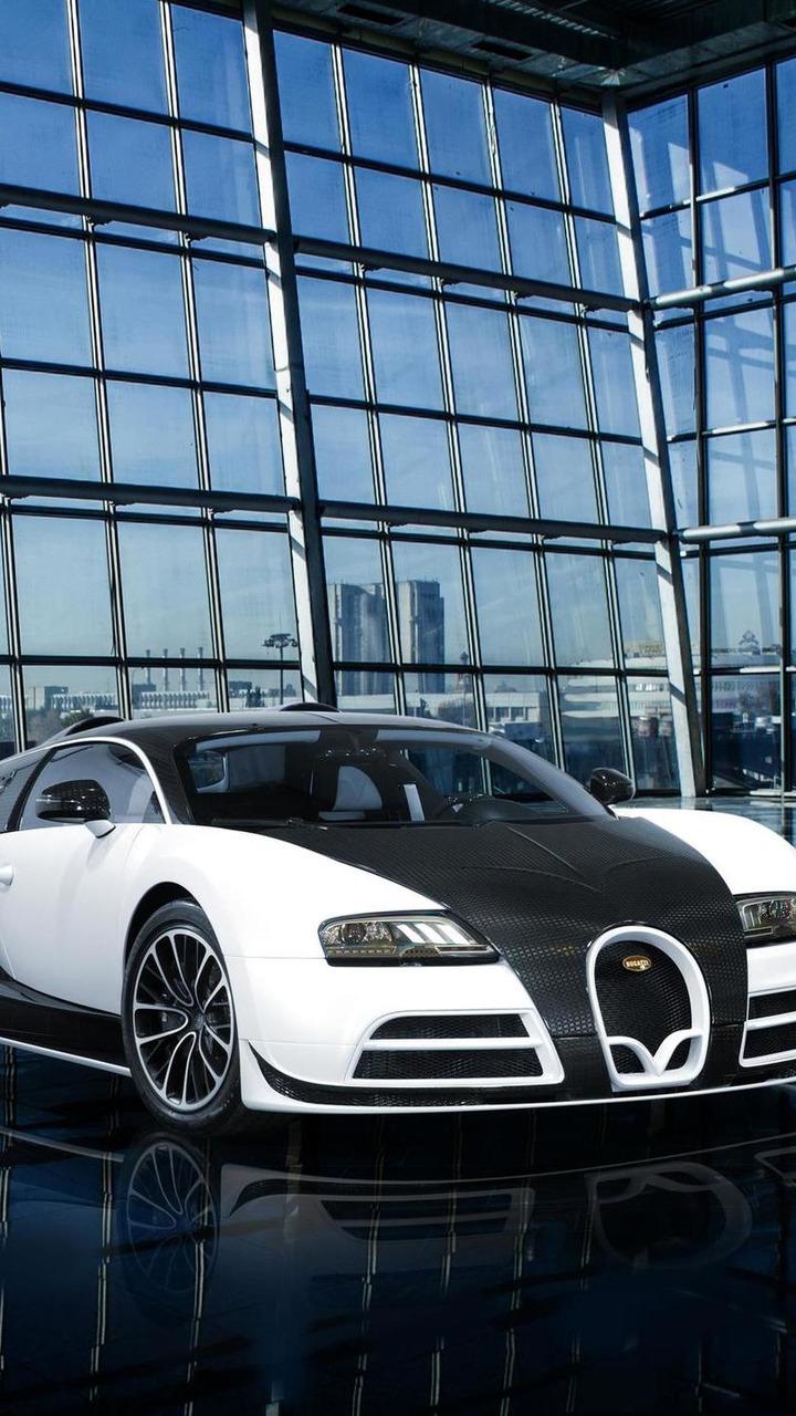 Bugatti Veyron Vivere by Mansory