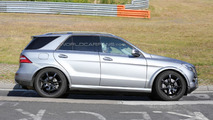 2015 Mercedes-Benz MLC spy photo 31.07.2013