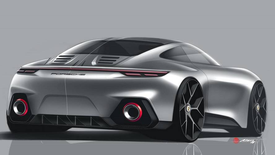 Porsche 911 Fan Render Is Bringing Sexy Back