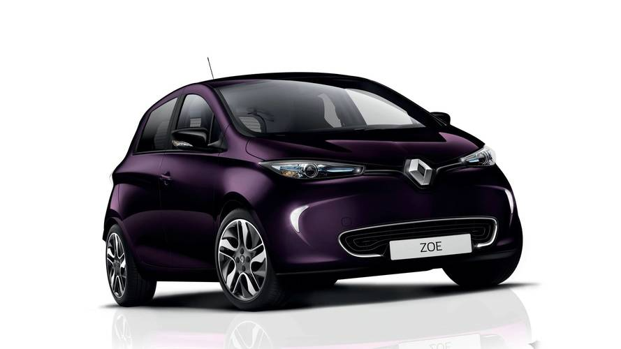 Renault Zoe gets a new motor for 2018
