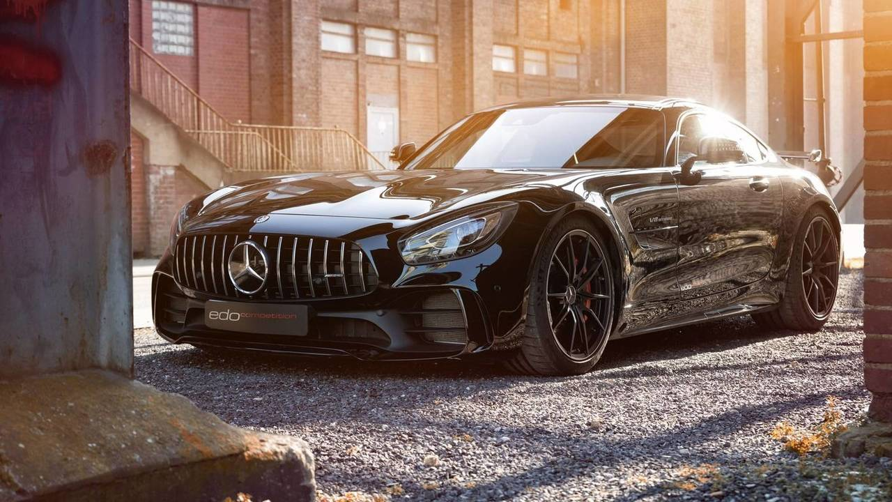 Edo Competition MercedesAMG GT R