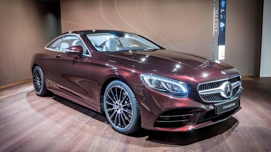 Exkluzív kiadással gazdagodott a Mercedes-Benz S-osztály kupé és kabrió
