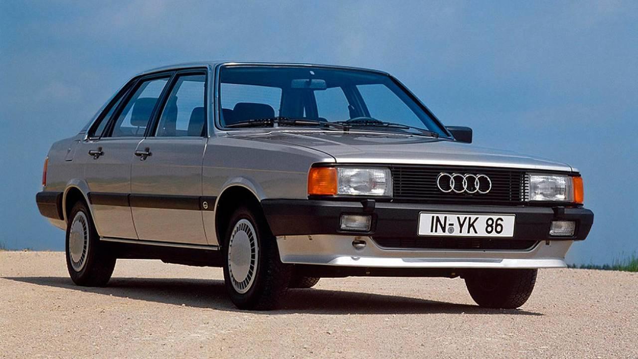 Audi 80 B2 (1982)