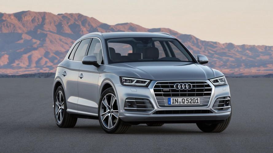 Audi, richiamo per 127.000 diesel Euro 6