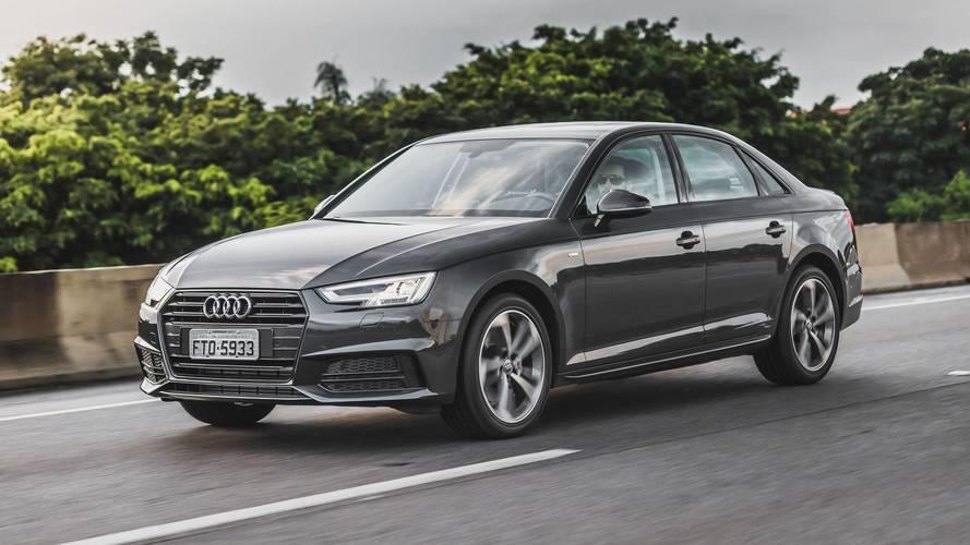 Audi A4 Limited Edition chega às lojas por R$ 210.990