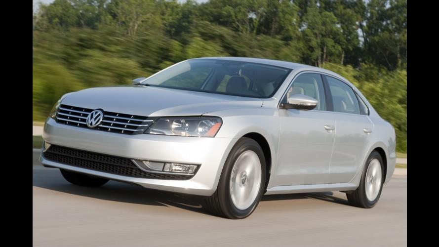 Volkswagen contrata 800 novos funcionários para aumentar produção do Passat nos EUA