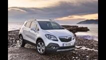 Opel comemora sucesso do Mokka na Europa