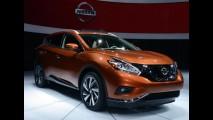 Galeria Salão NY: Nissan Murano 2015 estreia belo visual