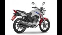 Honda CG 150 Titan é primeira baixa cilindrada do mundo a ganhar freios CBS