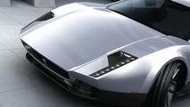 De Tomaso Panthera Concept