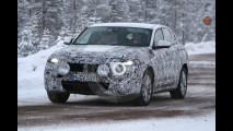 BMW X2, foto spia
