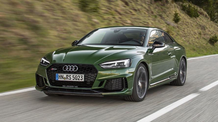 Audi RS'in arkadan çekişli modelleri geliyor