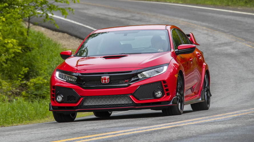Honda Civic Type R Would Be Too Heavy With Automatic Gearbox