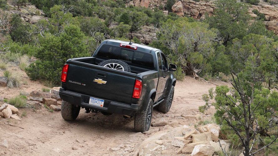 The Most Expensive Chevy Colorado ZR2 Costs $52,645