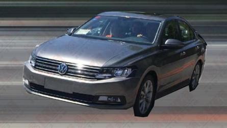 Flagra! - Volkswagen Jetta de nova geração é pego sem disfarces