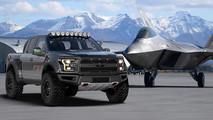 Ford 'F-22 Raptor' F-150 Raptor