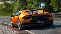 Lamborghini Huracán Performante 2017