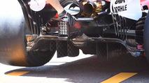 F1 muda engate de macaco na traseira