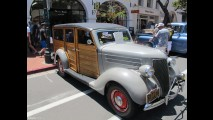 Ford V8 Woodie Station Wagon
