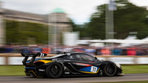 La McLaren P1 GTR aux couleurs de James Hunt
