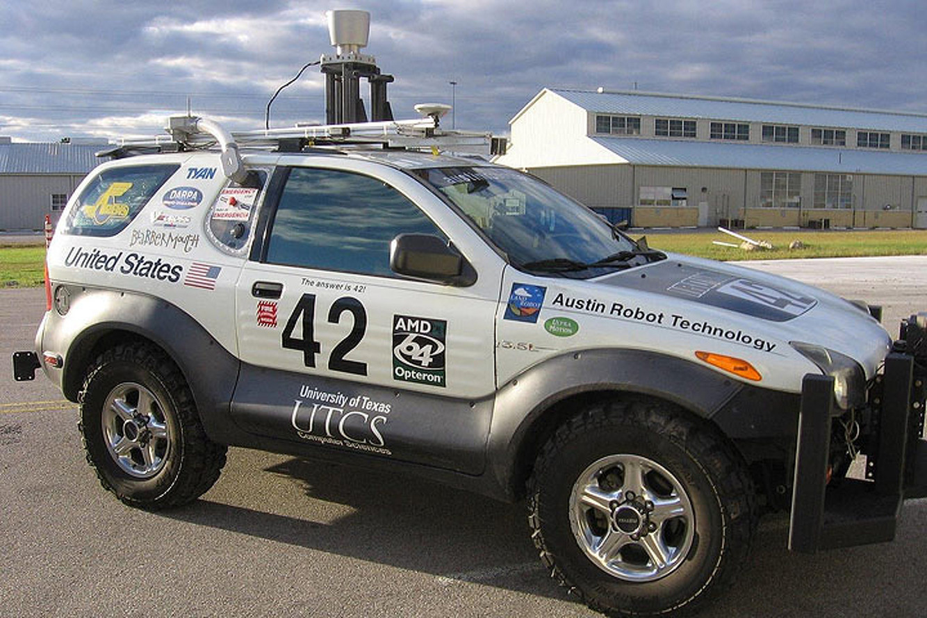 This Self-Driving Isuzu Vehicross is an eBay Surprise