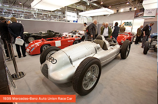 Event Highlights: Techno Classica 2012