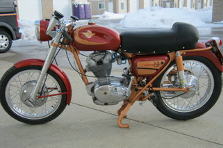 Auction Ride of the Week: 1966 Ducati Monza 250