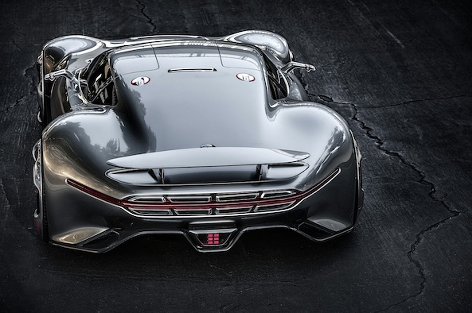 Mercedes AMG Vision Gran Turismo: Germany's Virtual Supercar