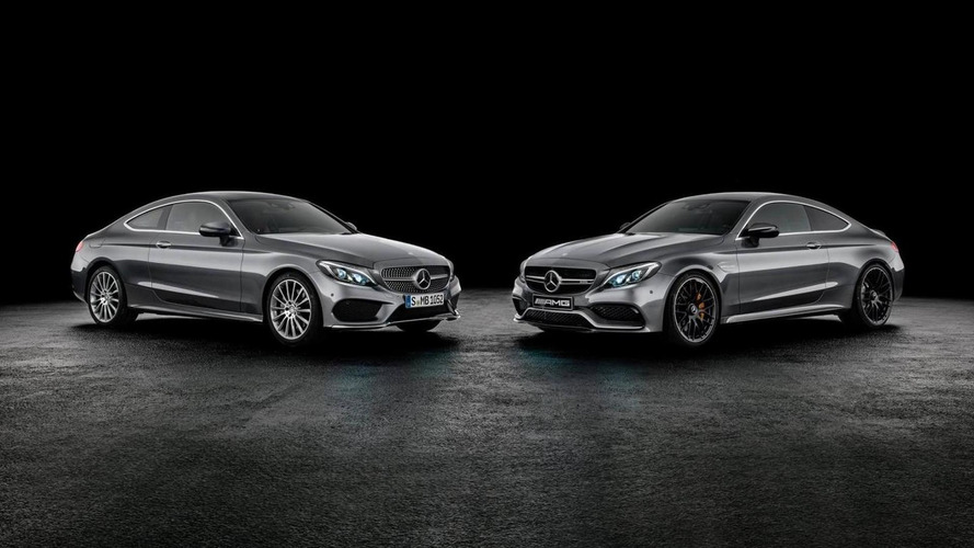 Mercedes-AMG C63 Coupe officially unveiled