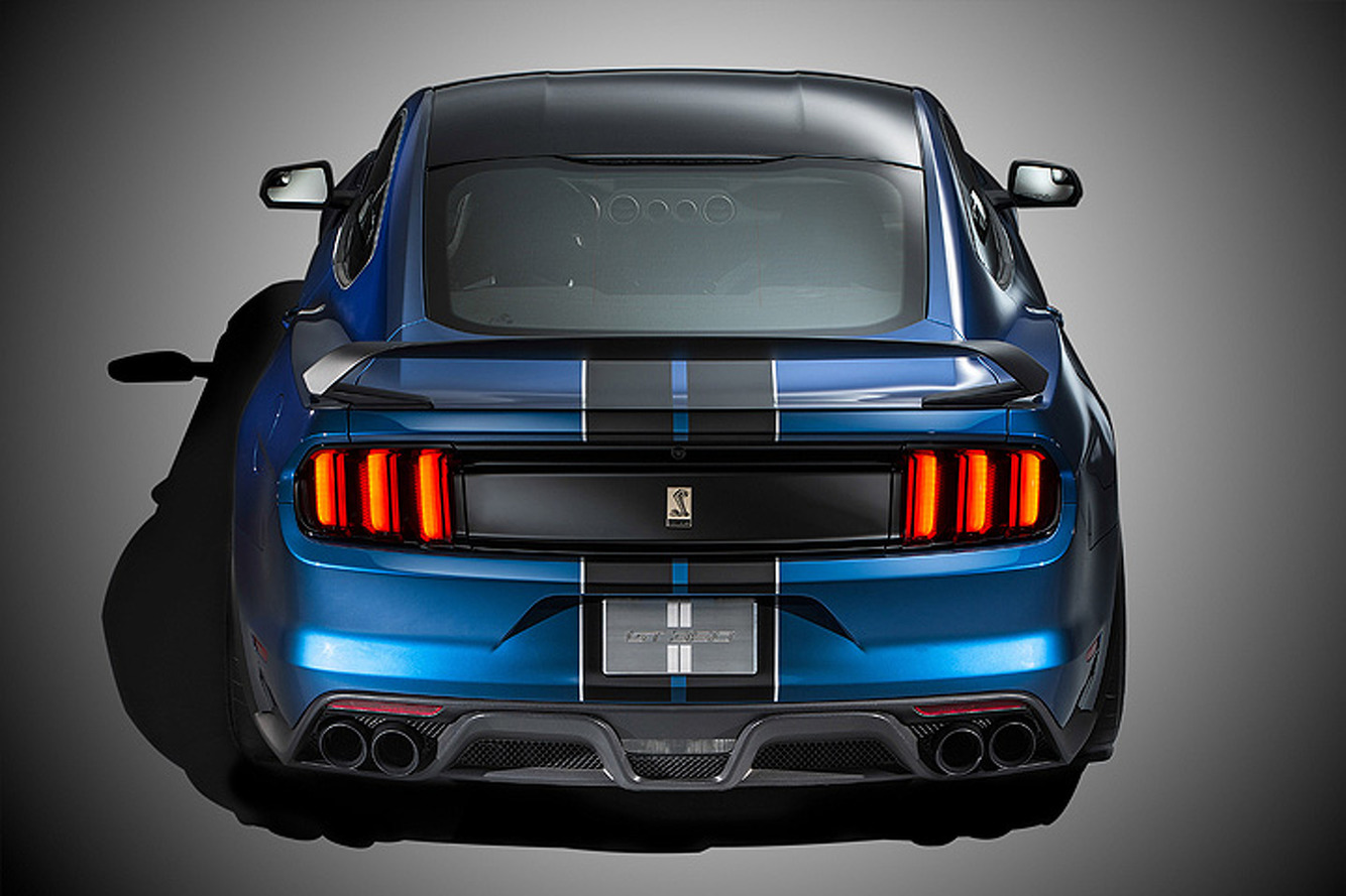 Ford to Auction Off a Custom 2016 Shelby GT350R for Charity