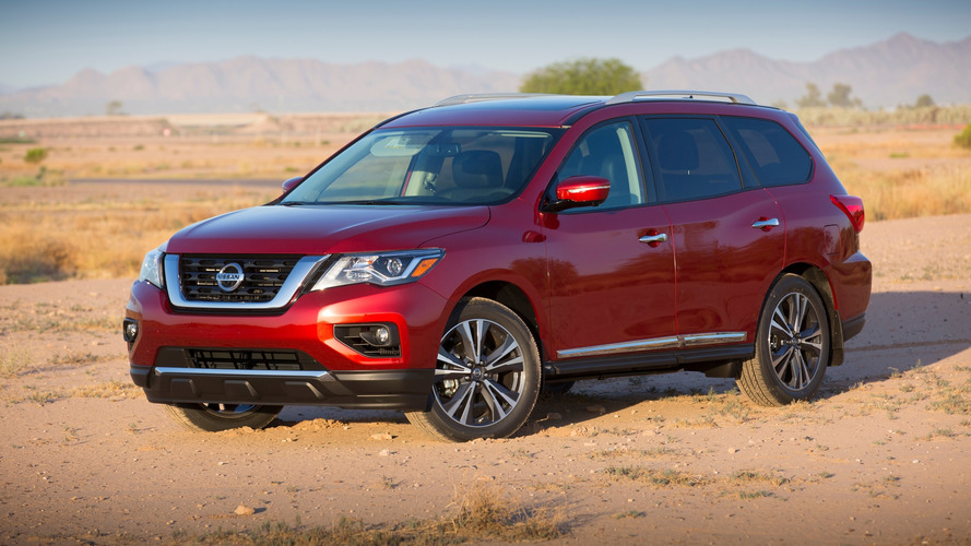 2017 Nissan Pathfinder debuts with more power, more style