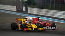 Renault en F1 - 2010