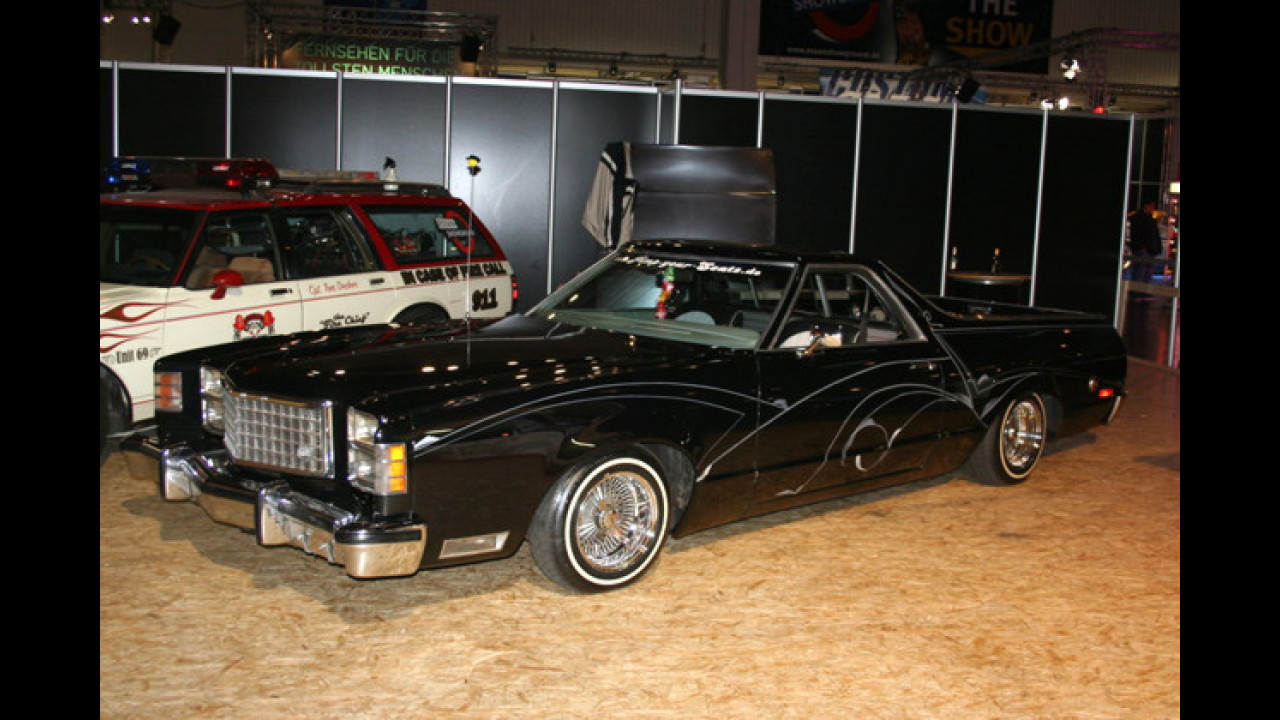 Pick-up-Limousine