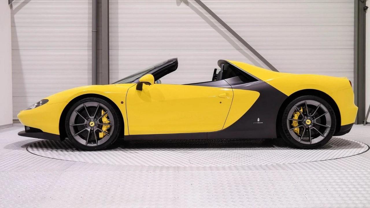 2015 Ferrari Sergio