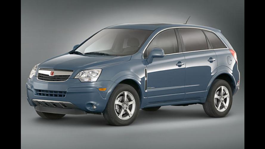 Vue: Bald muss das SUV an eine Haushaltssteckdose