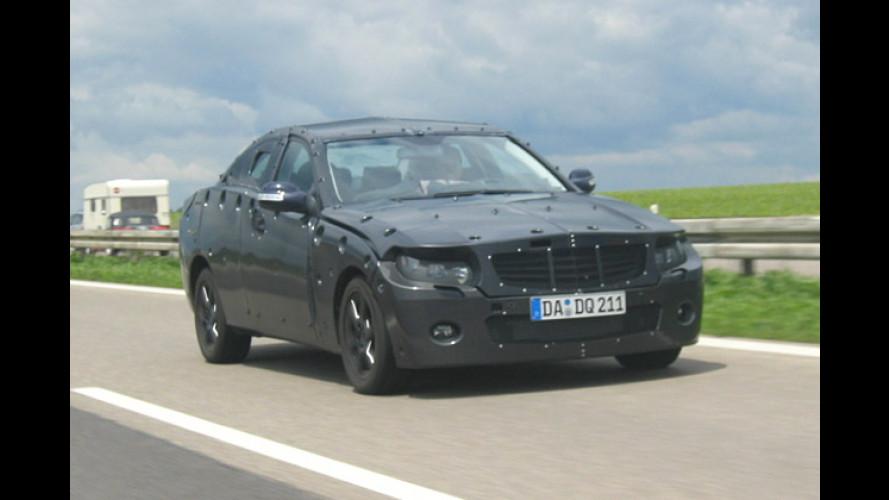 Erwischt: Mercedes C-Klasse, Audi Q7, Porsche Turbo