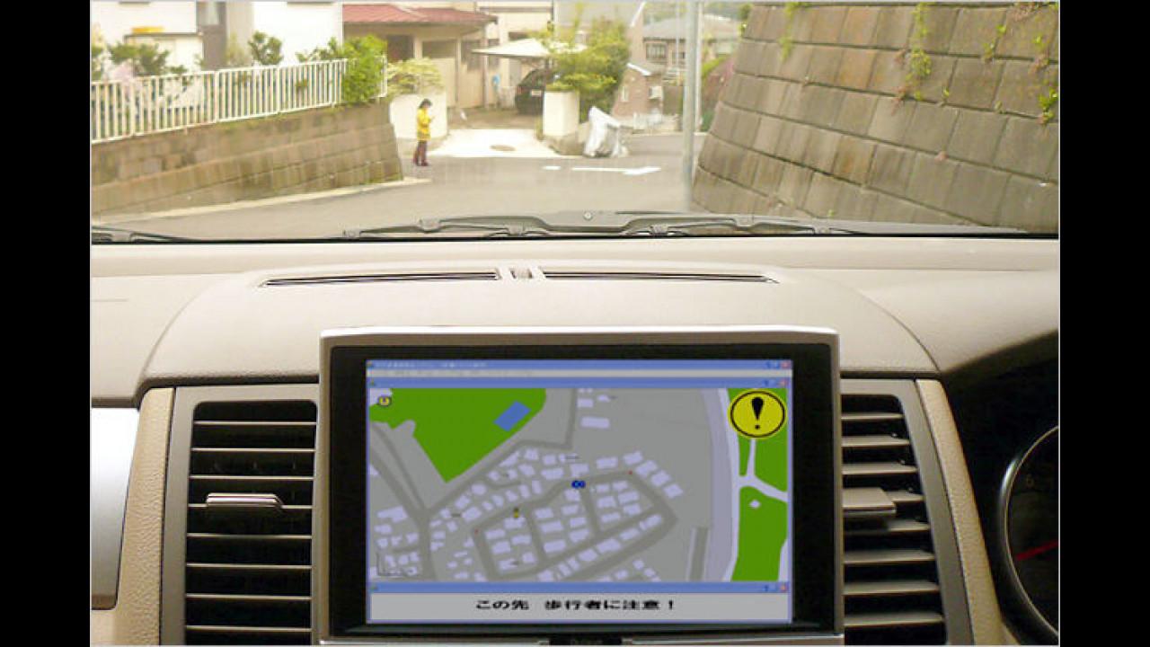 GPS-Unfallvermeidung