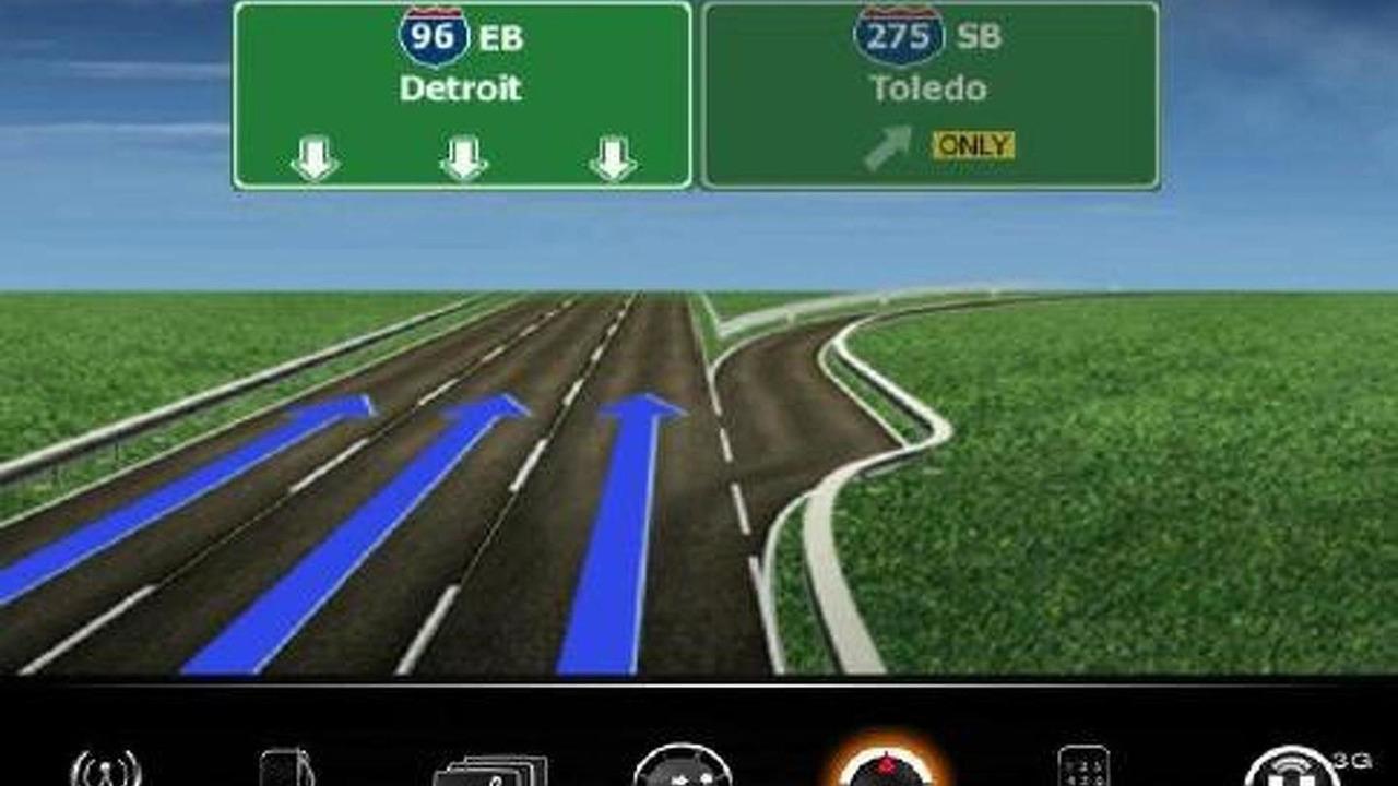 Chrysler Uconnect infotainment system 07.1.2013