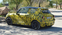 2014 MINI Cooper spy photo