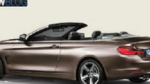 2014 BMW 4-Series Convertible (not official) / BMWBLOG