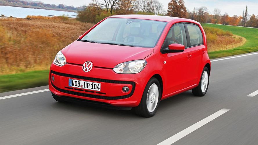 Volkswagen eco Up! introduced