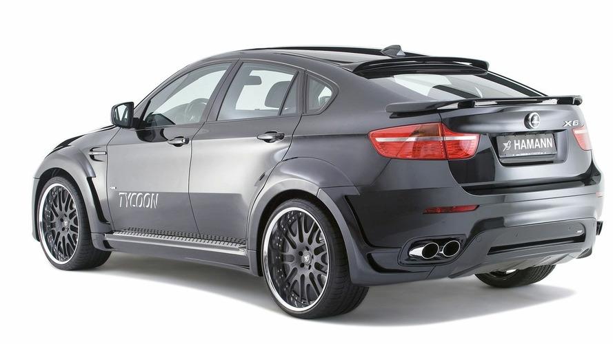 Hamann BMW X6 TYCOON Widebody Revealed